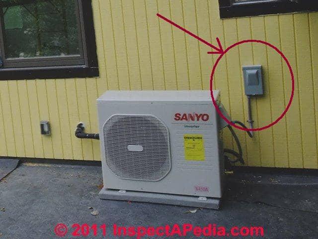 ductless split system air conditioners  u0026 heat pumps  mini