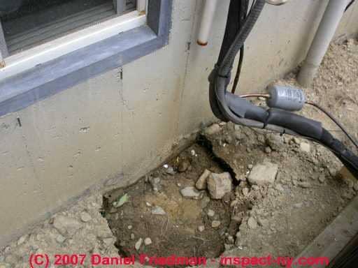 Improper Disposal Condensate Drain Snafus