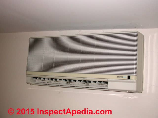 Fix Condensate Leaks From Wall Window Or Split System