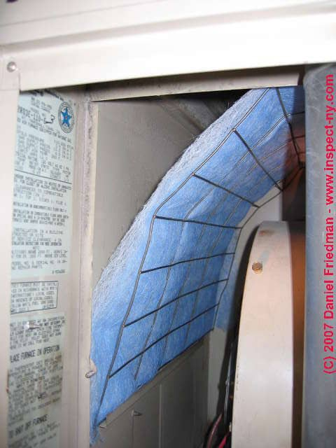 gasketed air filters dirt in hvac systems - Air Conditioner Filters