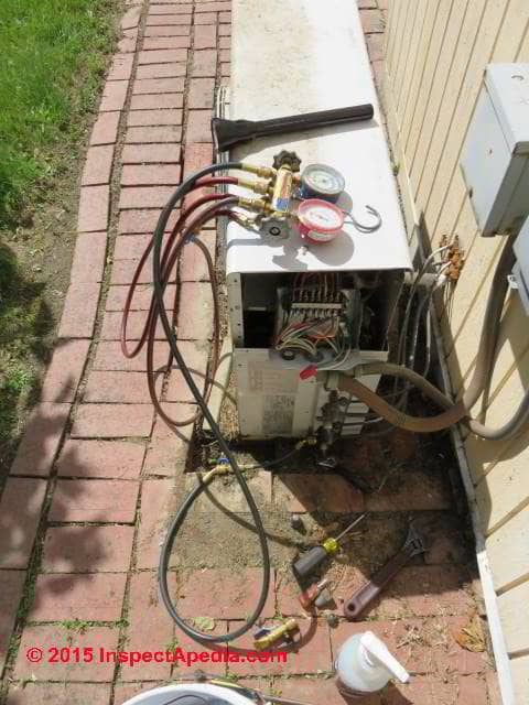 Split System Air Conditioners Amp Heat Pump Repairs