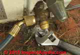 wiring diagram for split air conditioner split system air conditioners amp heat pump repairs electrical wiring diagram for split ac