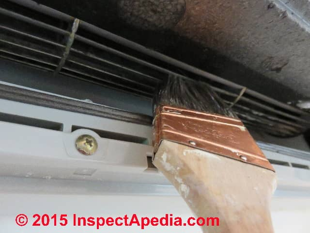 How to clean a moldy air conditioner split system air conditioner mold contamination clean out c daniel friedman fandeluxe Image collections