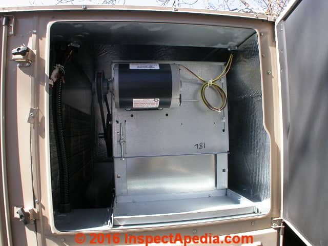 Blower fans in air conditioners furnaces blower fan for Blower motor for ac unit