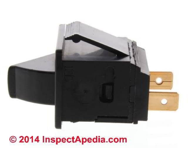 Door Switch Safety : Blower door safety interlock switch installation wiring