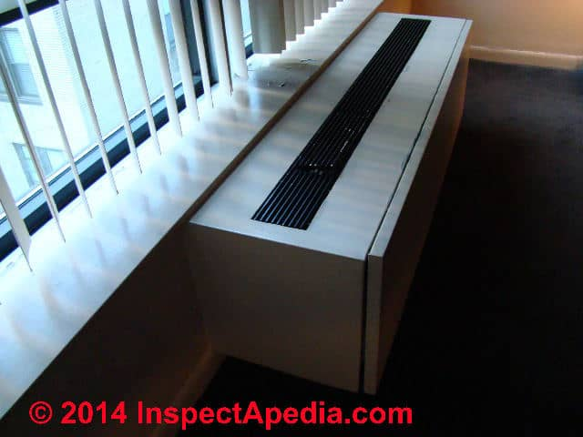 Wall Convectors For Air Conditioning Amp Heating