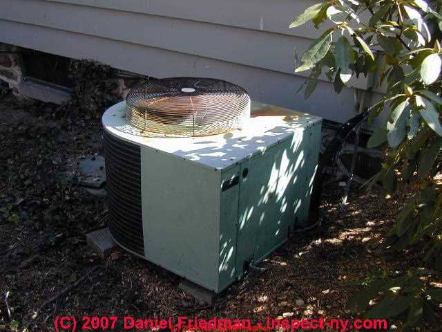 CompressorOld010DJF air conditioners how to diagnose a burned out air conditioning  at n-0.co