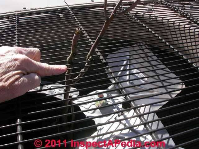 Condenser Unit Fan stopped running: Diagnosis & Repair for