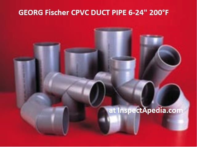 PVC Air Ducts for HVAC Systems
