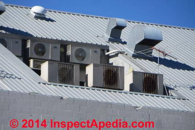 Roof Hvac Units : Rooftop hvac air conditioning heat systems