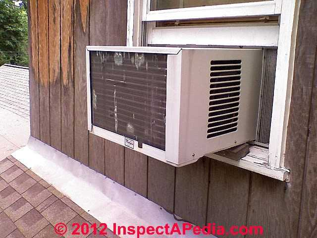 window air conditioner that fell c daniel friedman
