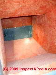 Fiberglass duct insulation (C) Daniel Friedman