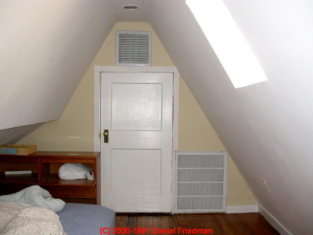 Heat Ducts And Vents : Air conditioners proper location of heating or cooling