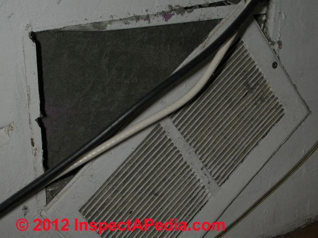 ducts registers how to inspect air conditioning heating duct