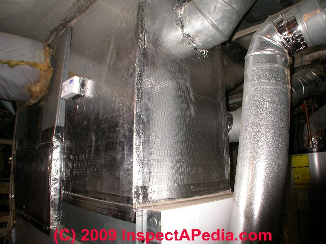 Fiberglass air duct insulation: rigid duct insulation board