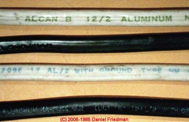 Copper Wire Identification : Auto forward to correct web page at inspectapedia