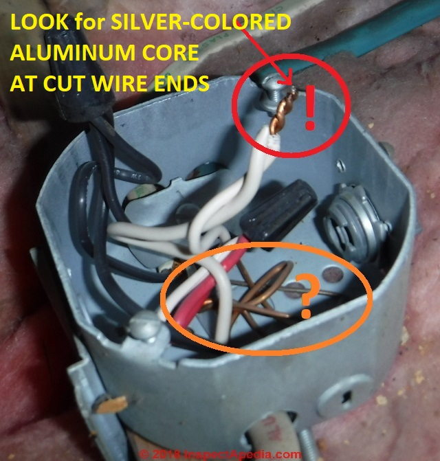 Pleasant Copper Clad Aluminum Wire Safety History Wiring 101 Ivorowellnesstrialsorg