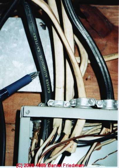 How to Recognize Aluminum Electrical Wiring in buildings