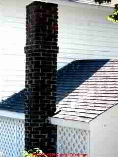 Bracing Amp Lateral Support Requirements For Tall Masonry