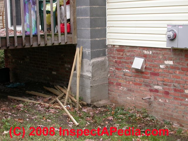 Repair Cracked Mortar Exterior Brick Wall Fix Cracked