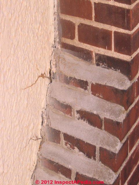 Chimney Shoulder Amp Side Leaks Amp Damage Construction