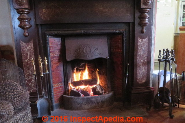 Fireplace & Hearth construction, inspection & repair