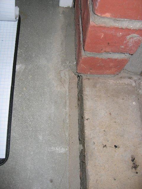 Super Fireplace Hearth Damage Cracks Settlement Or Collapse Download Free Architecture Designs Xerocsunscenecom