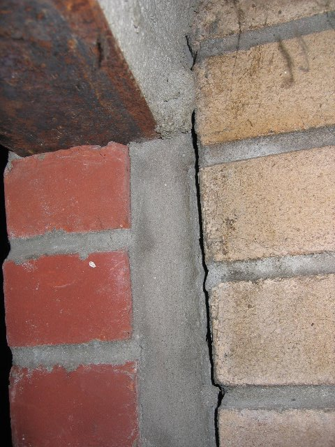 Fireplace & Hearth Damage, Cracks, Settlement or Collapse