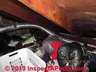 Metal Chimney Amp Vent Indoor Hazards