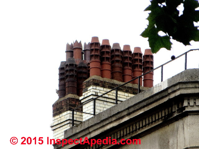 Captivating Decorative Chimney Pots Also Extend The Chimney Height And May Improve Draft