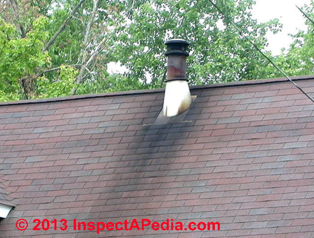 L Vents Type L Chimneys Installation Amp Inspection Of