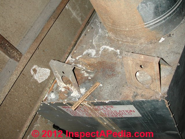 Factory Built Fireplace Inspection Procedures