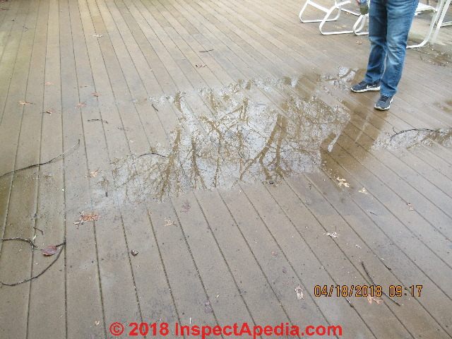 Deck Floor Board Spacing Gaps Proper Gap Size To Leave