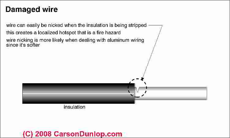 electrical wire insulation stripping procedure  how to