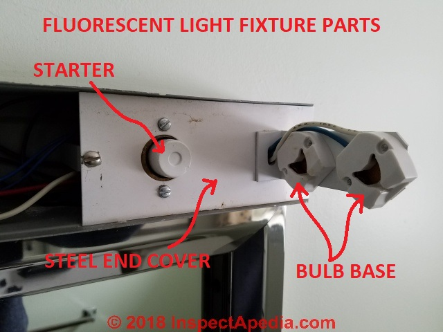 How To Fix A Fluorescent Light That Flickers Or Won T Light