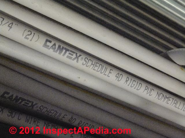 Non Metallic Electrical Conduit Types Ent Amp Lnfc Conduit