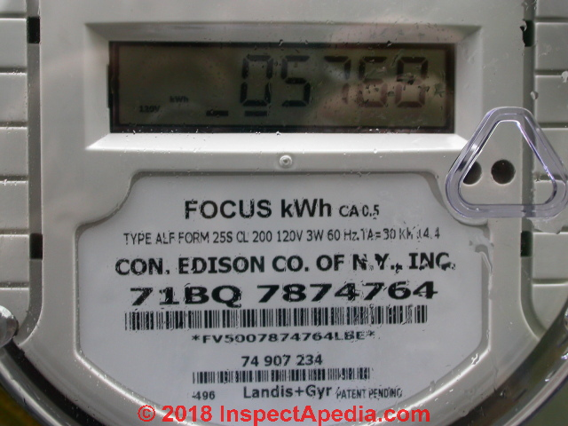 Smart Electric Meters How To Read A Smart Meter Status Amp Usage