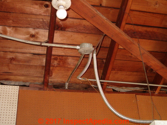 Excellent Electrical Conduit Installation Tips And Inspection Guide For Home Wiring 101 Mecadwellnesstrialsorg