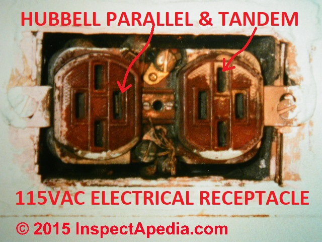 wiring receptacles in parallel electrical receptacle types  how to choose the right  electrical receptacle types  how to choose the right
