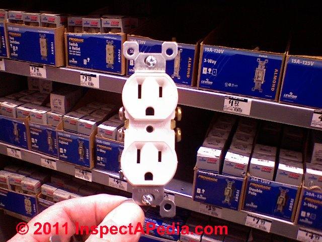Electrical Receptacle Types, How to choose the right electrical ...
