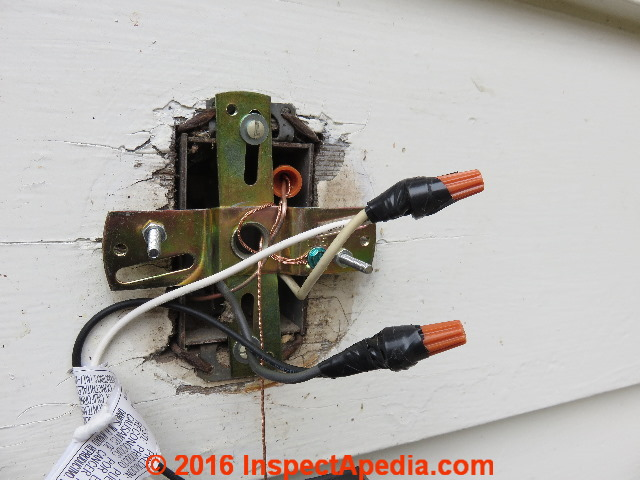 Security Or Motion Sensing Light Installation Amp Repair
