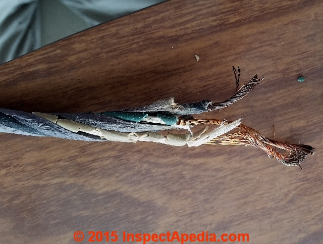 on old home wiring types