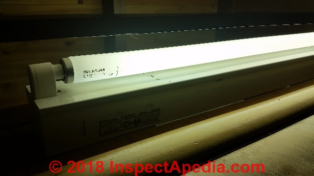 Fluorescent Bulb Troubleshooting Diagnose & replace fluorescent ...