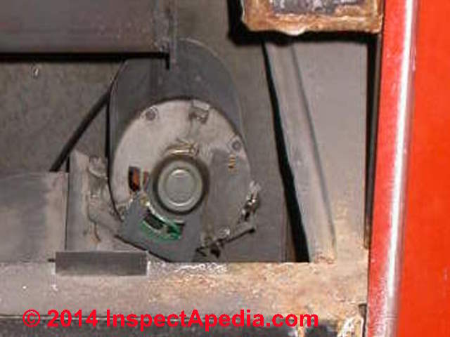 Furnace Blower Bearings : Electric motor lubrication schedule how often to