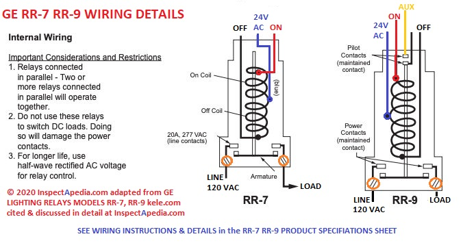 Diagram Ge Rr7 Low Voltage Relay Wiring Diagram Full Version Hd Quality Wiring Diagram Bgwiring19 Newsetvlucera It