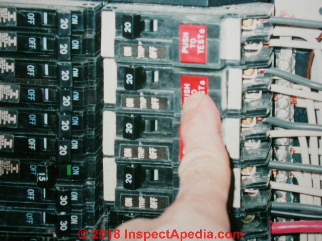 Inspection  U0026 Test Procedures Gfcis And Afcis