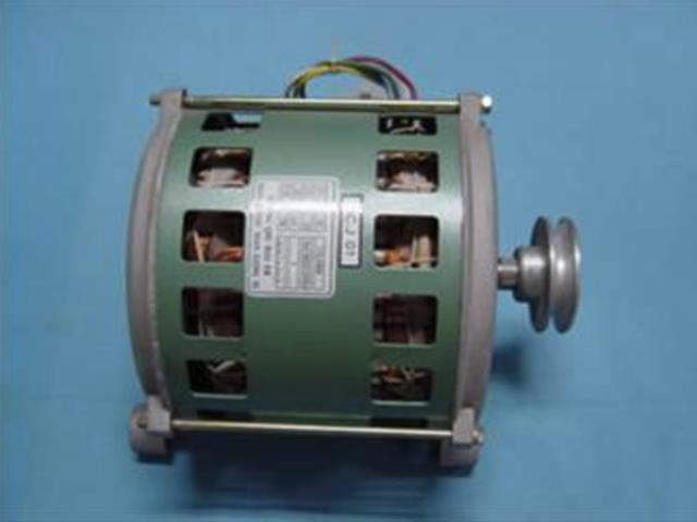 Electric motor starting capacitor selection for Two speed electric motor