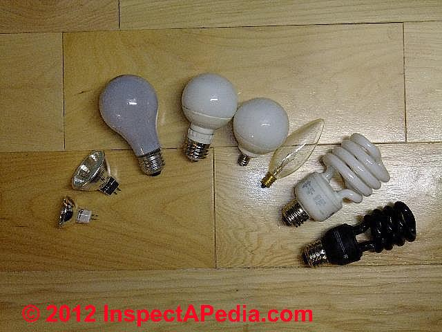 Definitions of Common Lamp (Light Bulb) Abbreviations & Types ...:Definitions of Common Lamp (Light Bulb) Abbreviations & Types, Explanation  of Color Temperature & CRI Scale for light bulbs,Lighting