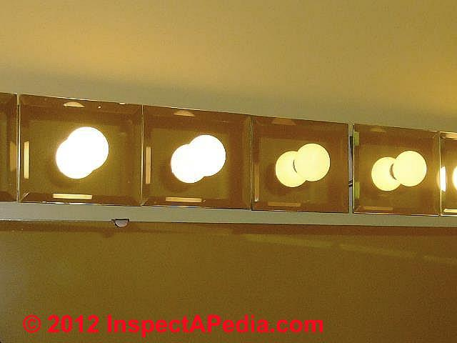 Comparative Examples Of Color Temperature And Color Rendering Index For  Indoor Light Bulbs (lamps)