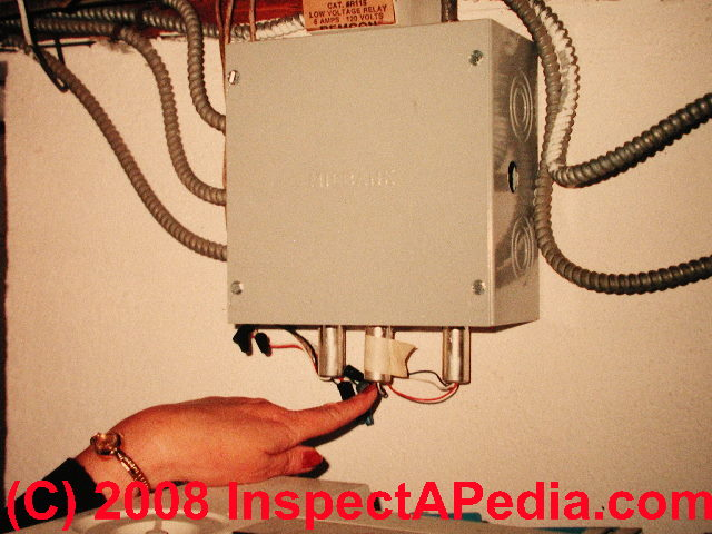 Low voltage electrical wiring lighting systems inspection inspection repair guide for low voltage building wiring lighting systems publicscrutiny Image collections